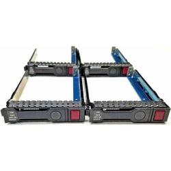 """HP G8 G9 G10, Gen8 Gen9 Gen10 651687-001 SFF 2.5"""" HDD Disk Kızak"""