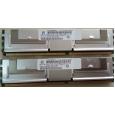 8GB 2 X 4GB DDR2 667Mhz PC5300F FBDIMM Sunucu Ram* Kingston*