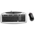 A4 Tech KB21/OP620D Kablolu Klavye Mouse PS2 Siyah