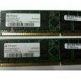 4GB (2X2GB) DDR2 PC3200R PC-3200R 400MHz ECC REG RAM