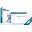 NOD32 ESET Antivirus 5.0 Kutu-1 Kullanıcı 1 Yıl